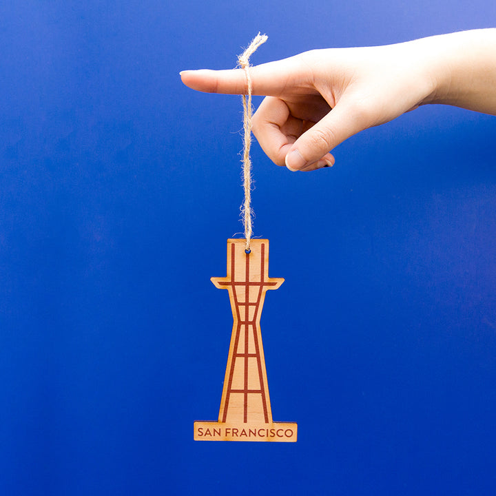 Sutro Tower Ornament