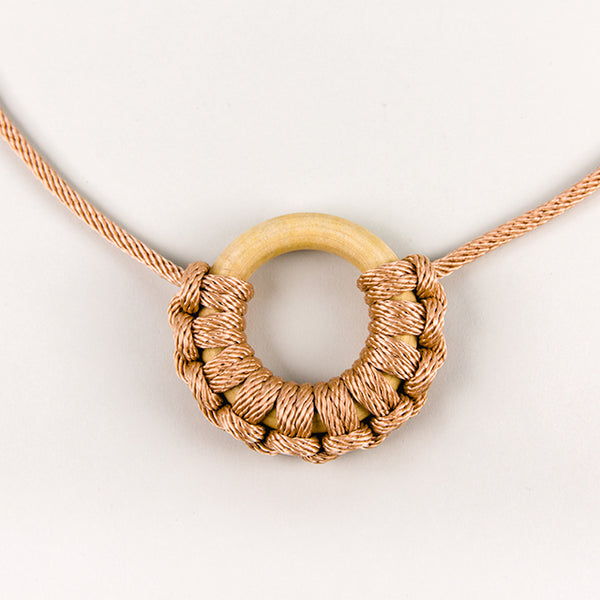 Ringbolt Necklace