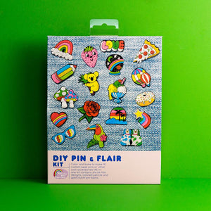 The Tween Gift Set (DIY Pin & Flair)