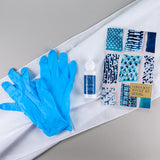 Indigo Blue Textile Kit