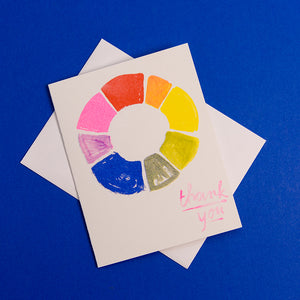 Thank You Color Wheel Boxed Set