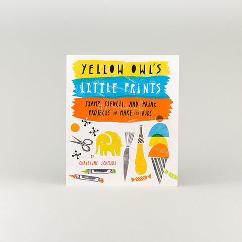 Yellow Owl's Little Prints - Signed Copy