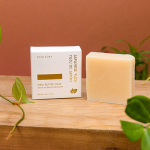 Shea Butter Soap Bar - Japanese Yuzu
