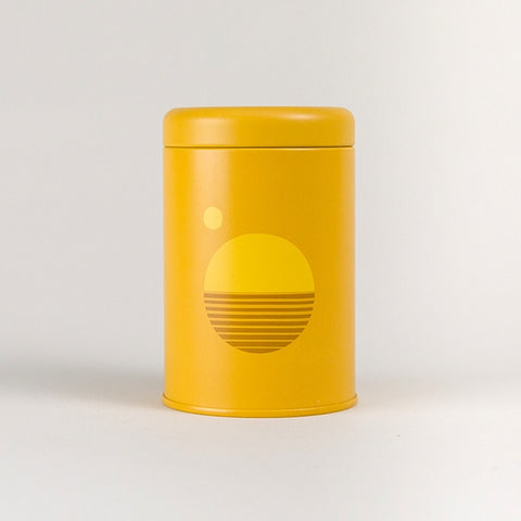 Sunset Candle