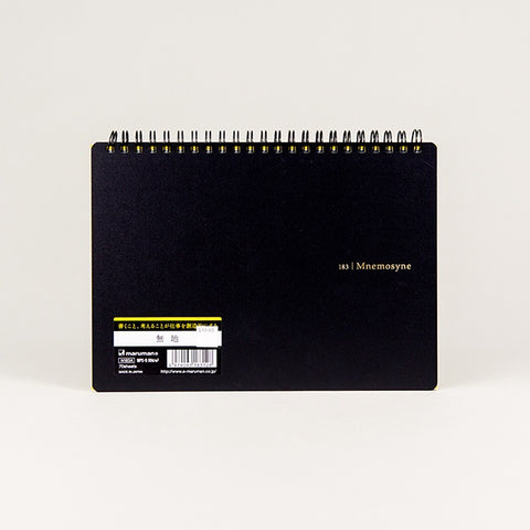 Mnemosyne A5 Notebook