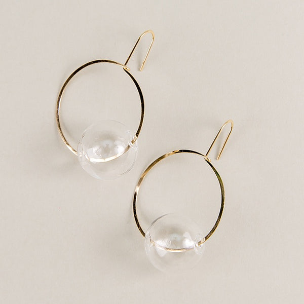 Round & Round Earrings