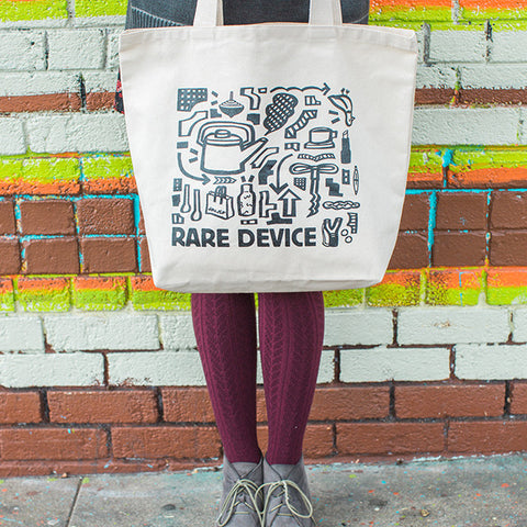 Rare Device Tote Bag - Series 3