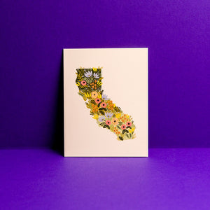 California Wildflowers Boxed Set