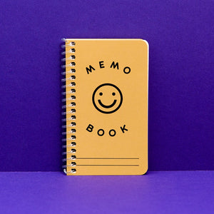 Smile Memo Notebook
