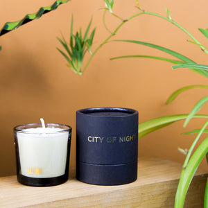 Dark, Wild, + Deep Collection Candle - City of Night