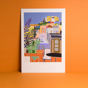 North Beach Print