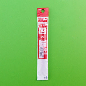 Energel Tradio Gel Pen Refill - Red