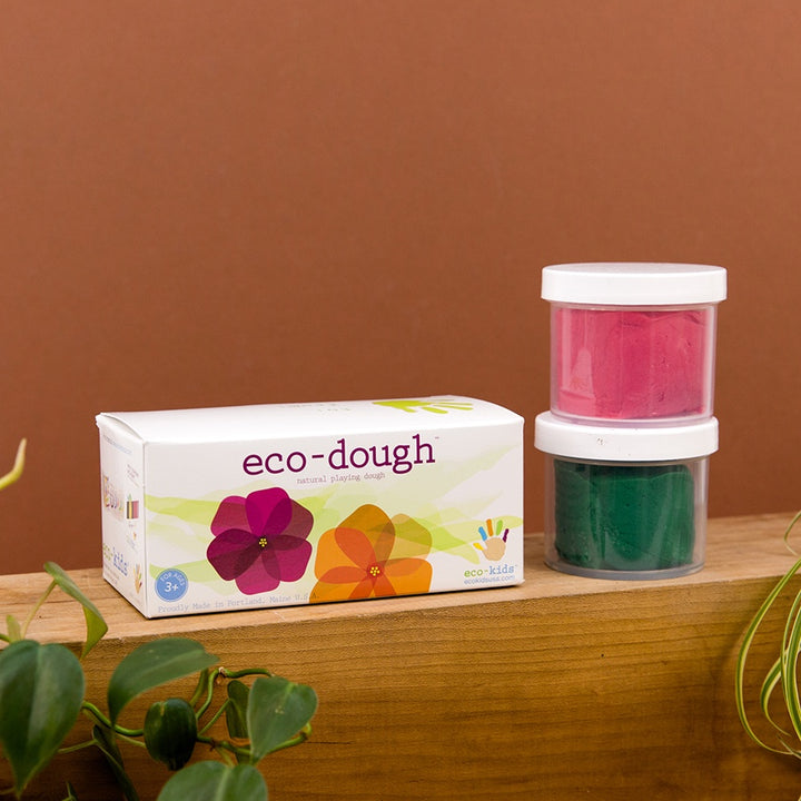 Eco-Dough 2 Pack: Flower