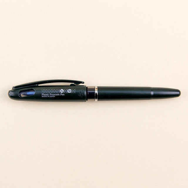 Tradio Plastic Fountain Pen - Blue