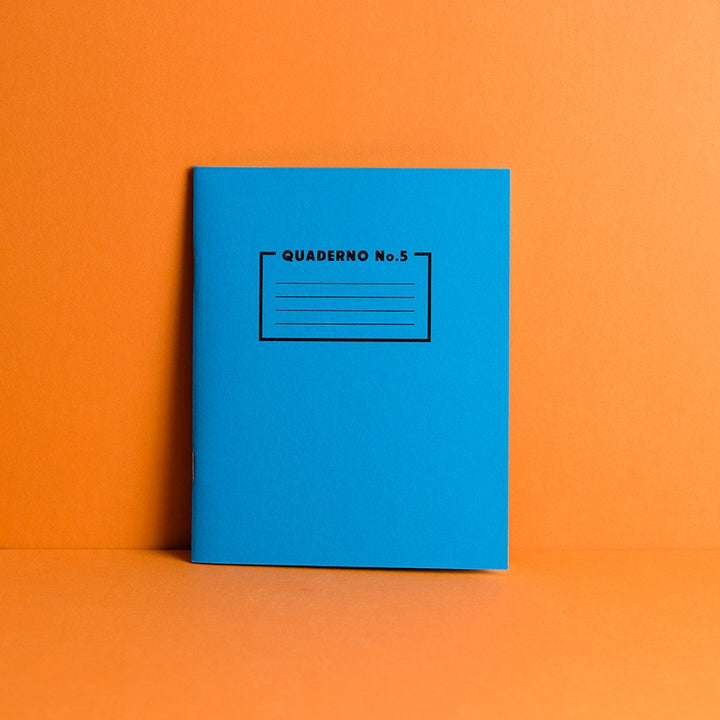 Quaderno Notebook - No. 5