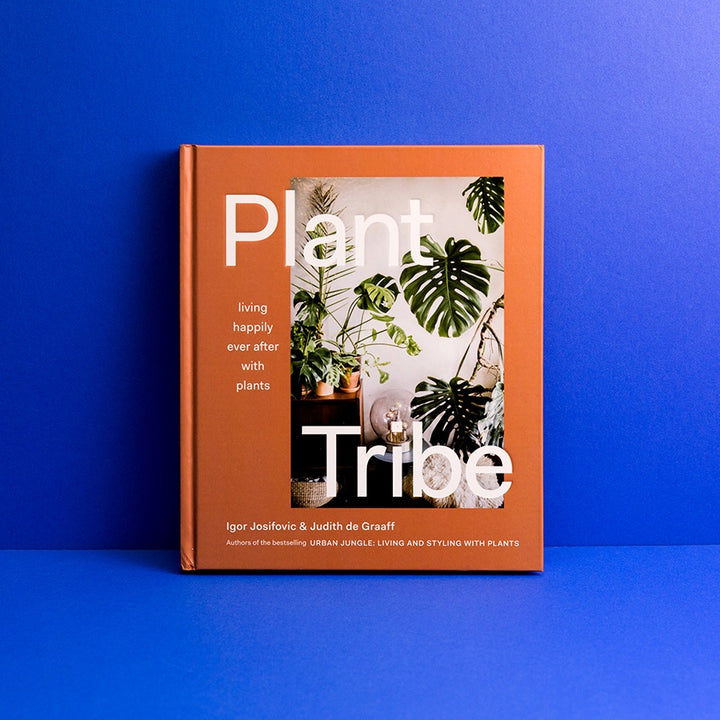 Plant Tribe book closed