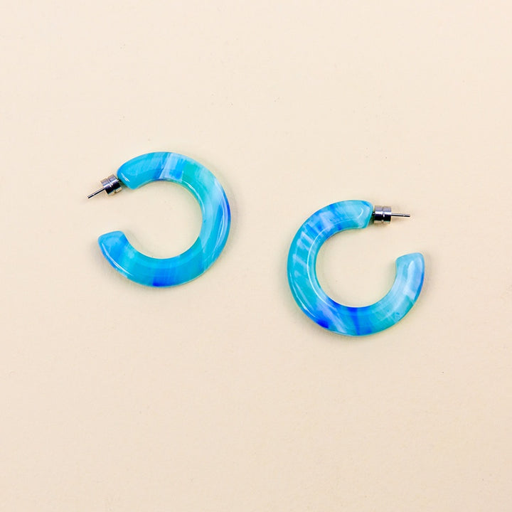 Kate Hoops - French Coast Blue
