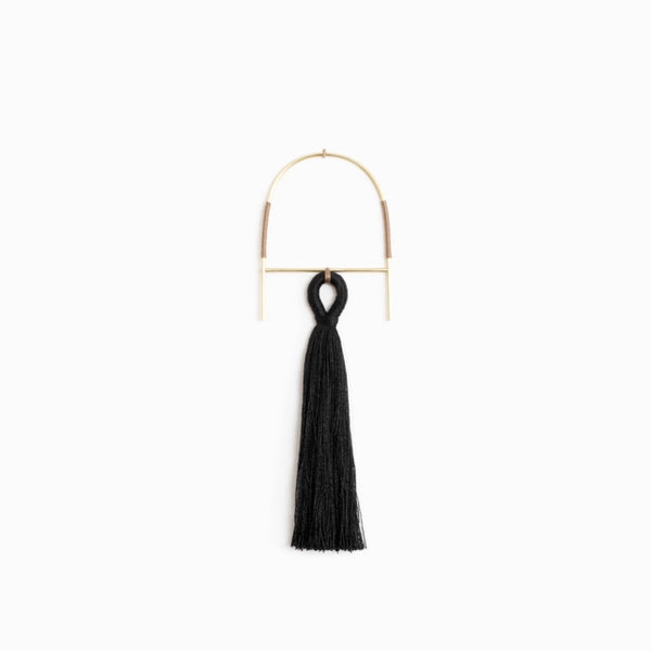Sunday 006 Wall Hanging (Black)