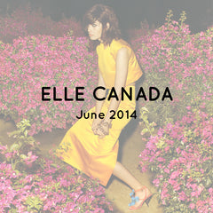 RUDYBOIS ELLE Canada Fashion Editorial