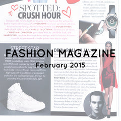 RUDYBOIS - FASHION Magazine