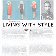 RUDYBOIS Living With Style Magazine