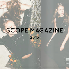 RUDYBOIS Scope Magazine 2015