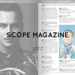 RUDYBOIS - Scope Magazine