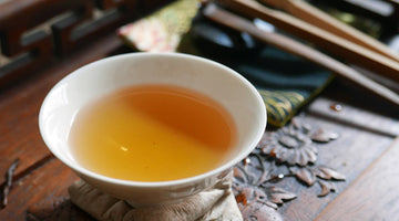 Health Benefits of Tea in Chinese Medicine