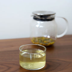 wild chrysanthemum tea hot