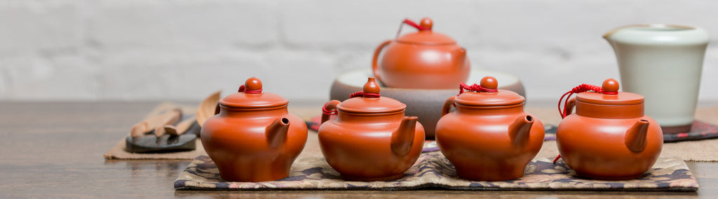private tea tasting tea pots