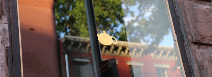 tea pot logo store
