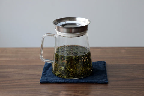 tea steeping