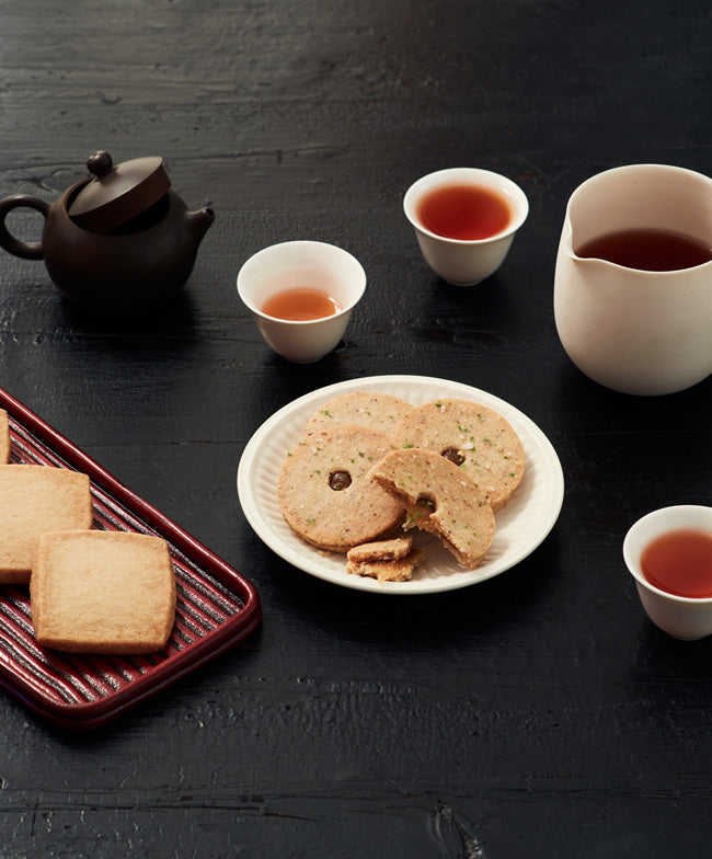 Choicest Tea & Biscuits