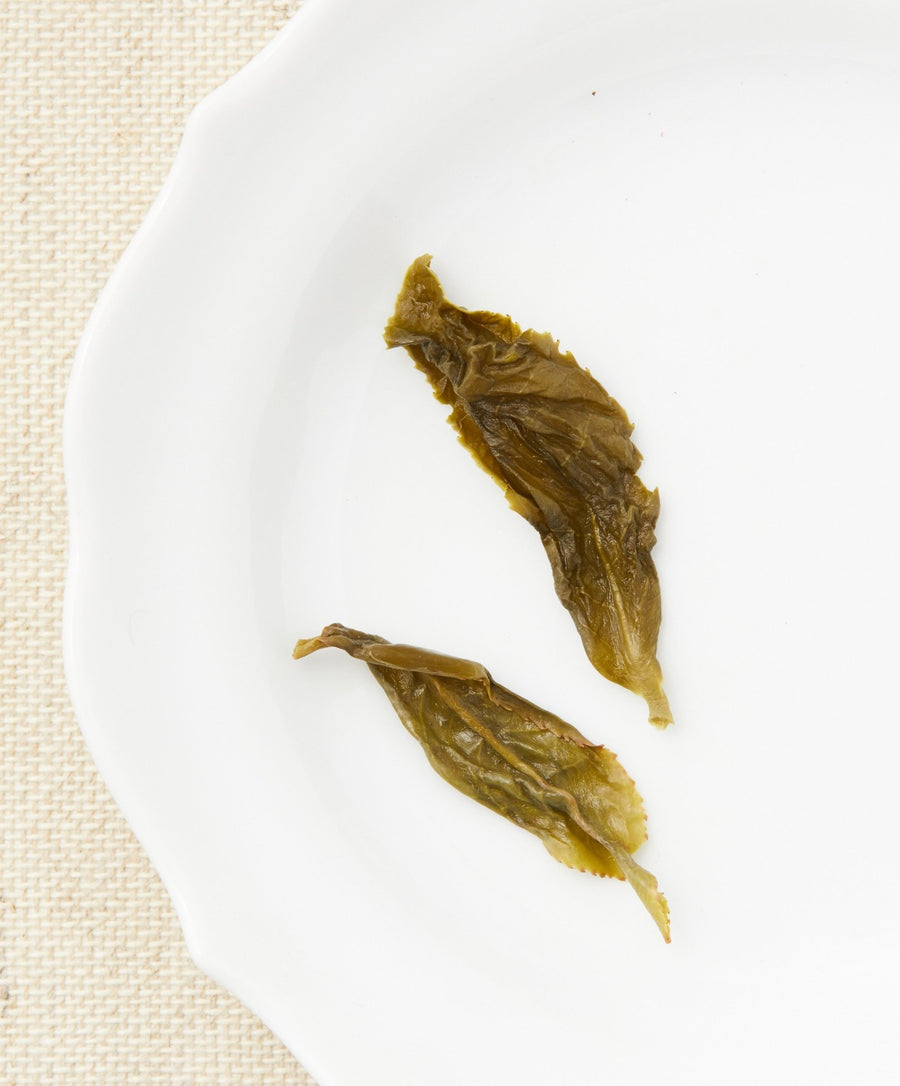 2028 Oolong Open Tea Leaves