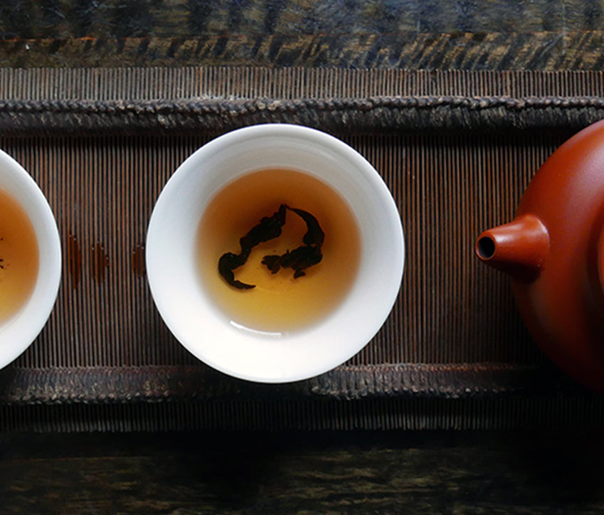 aged iron goddess of mercy tieguanyin oolong tea