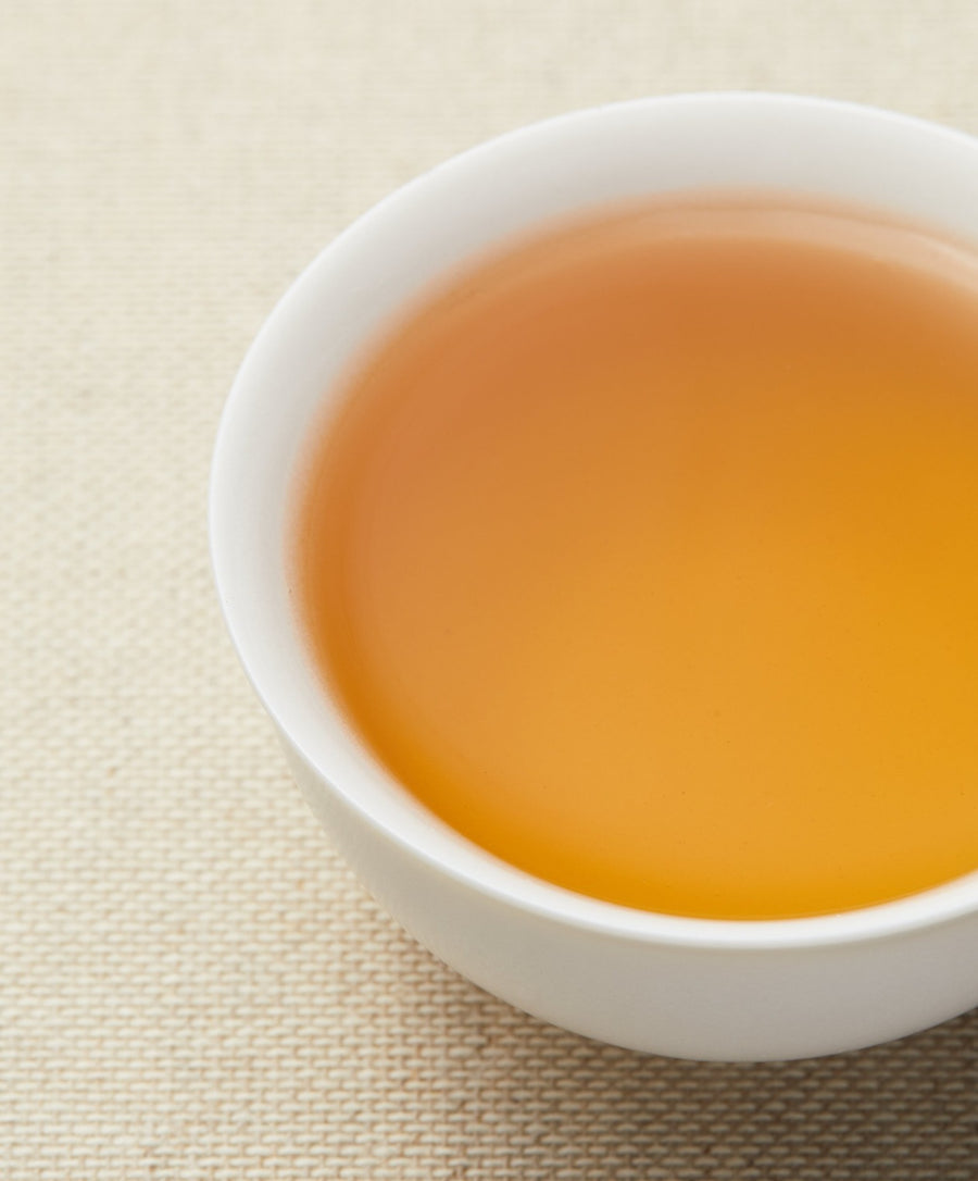 alishan oolong tea liquor color