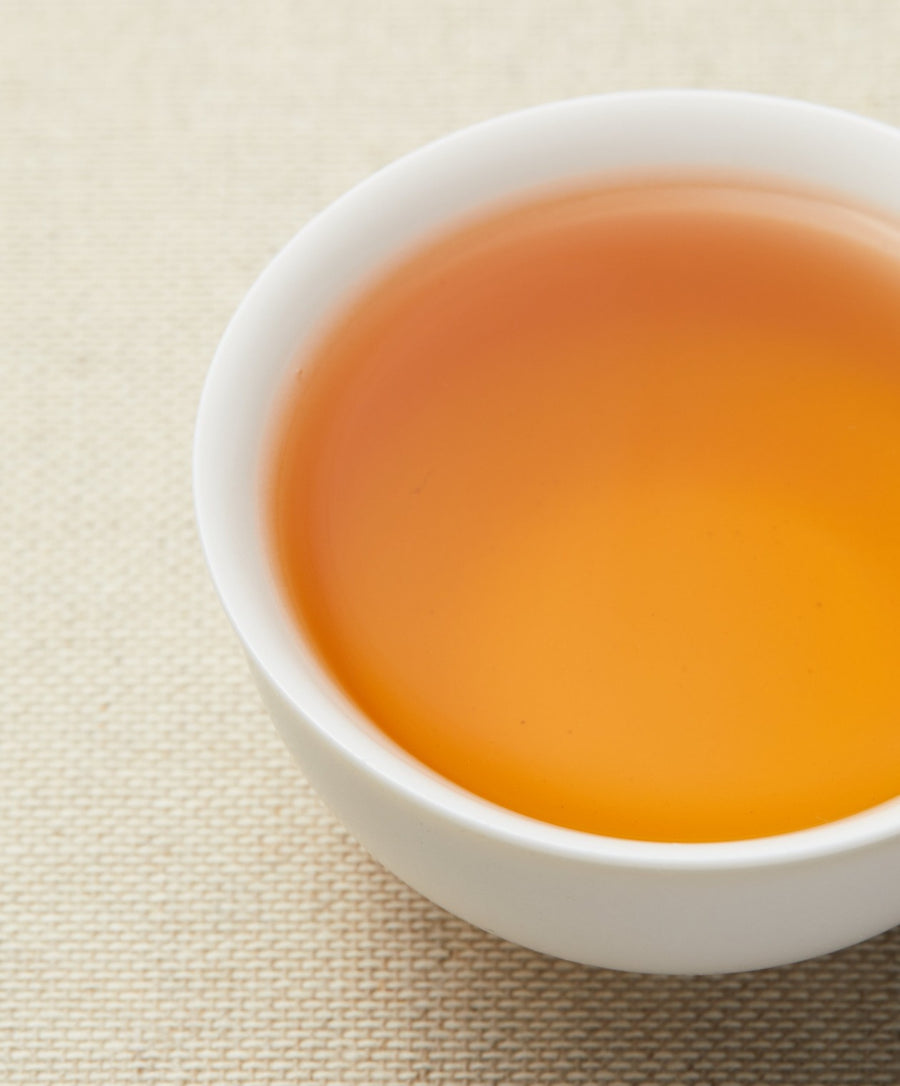 oriental beauty oolong color