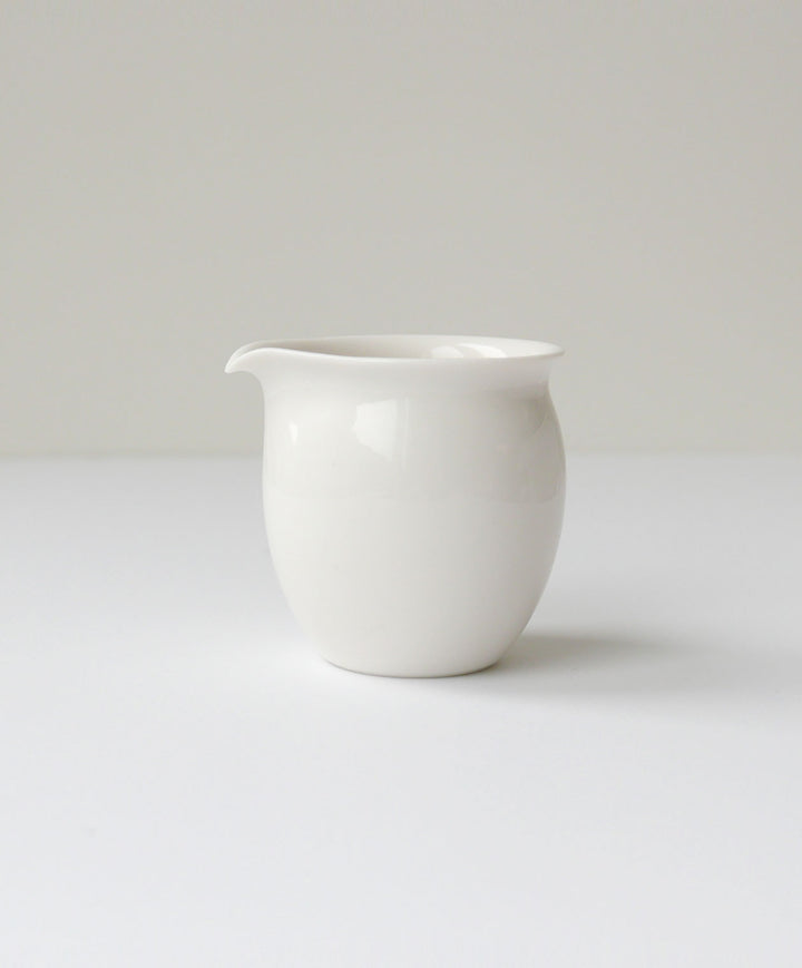 Small porcelain pitcher