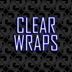 Clear Vape Wraps