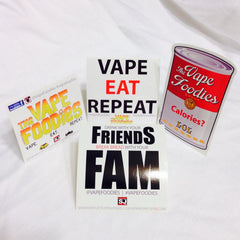 Vape Foodies Merchandise