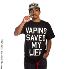 Vaping Saved My Life
