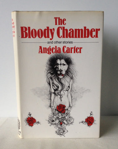 Angela Carter - The Bloody Chamber UK 1st 1979