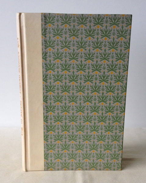 Edmund Blunden - To Nature - Signed Limited UK 1st 1923