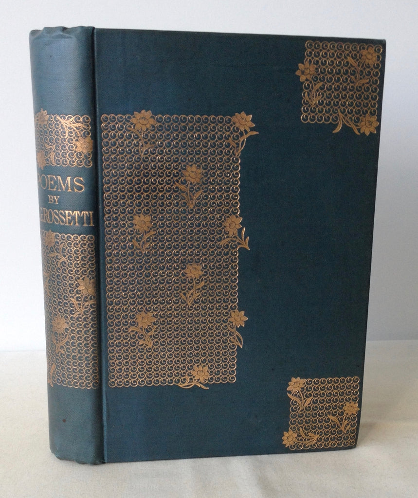 Dante Gabriel Rossetti - Poems - UK 1st 1870