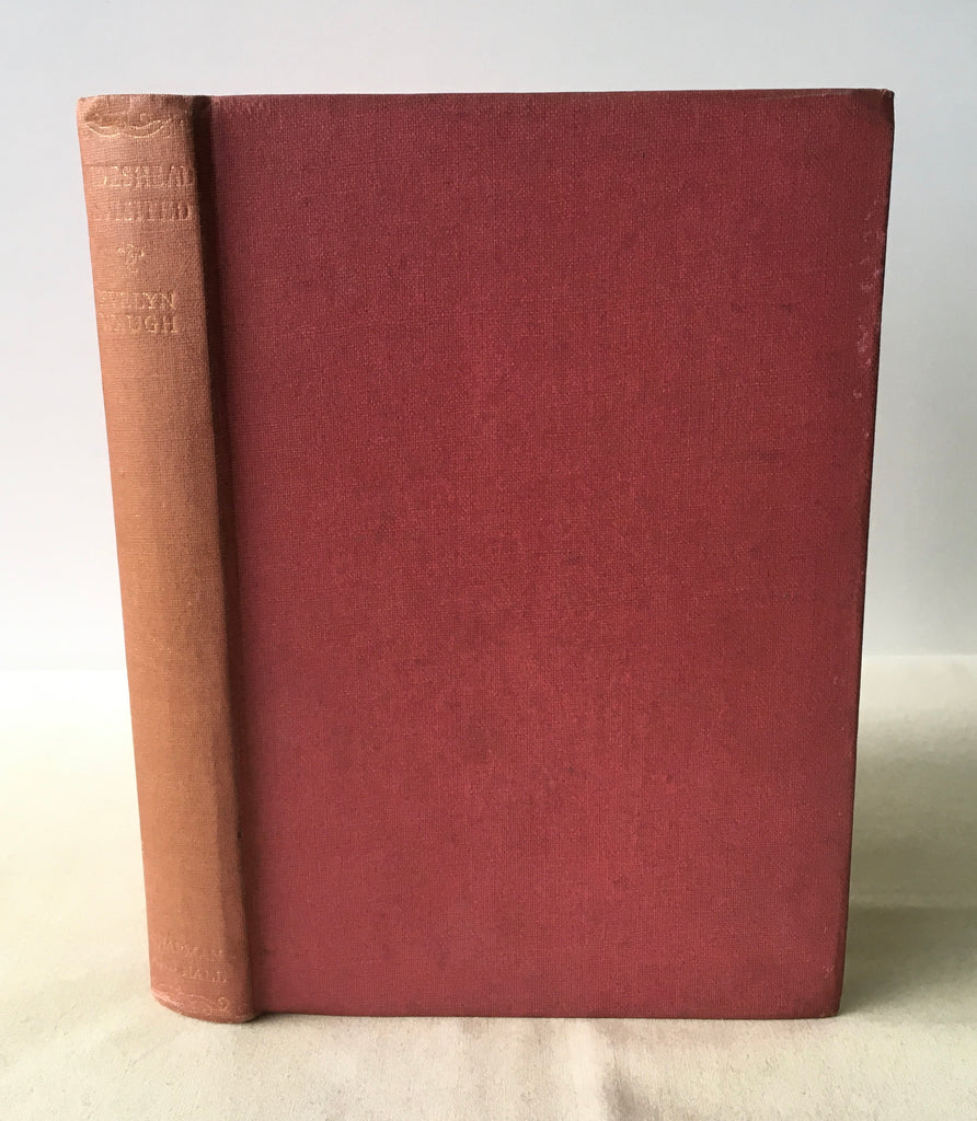 Evelyn Waugh - Brideshead Revisited - Revised Edition - UK 1945