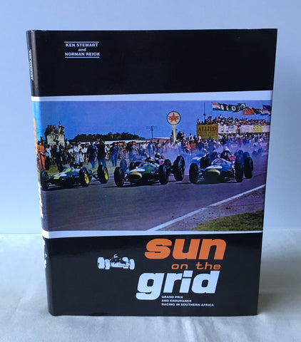 Ken Stewart & Norman Reich - Sun on the Grid - UK Limited 1st DJ 1998