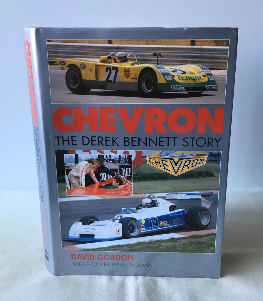 David Gordon - Chevron: The Derek Bennett Story - UK 1st DJ 1991