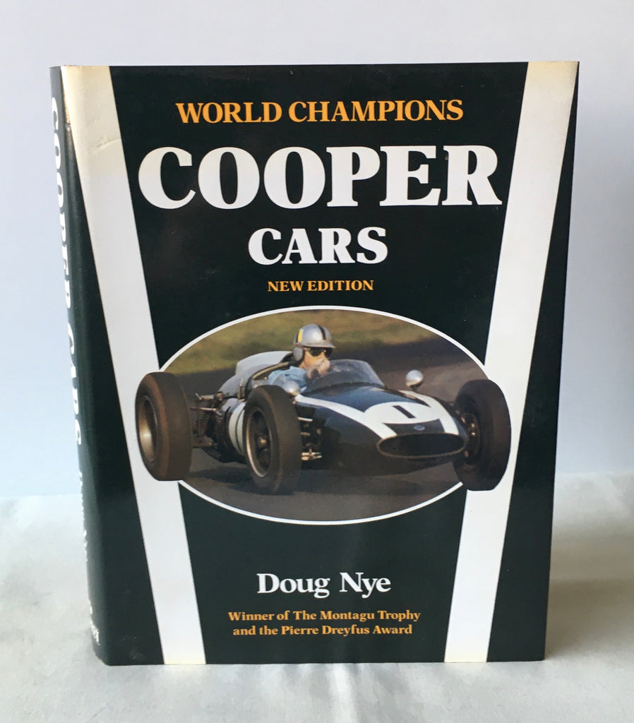 Doug Nye - Cooper Cars - UK Osprey 2nd DJ 1987