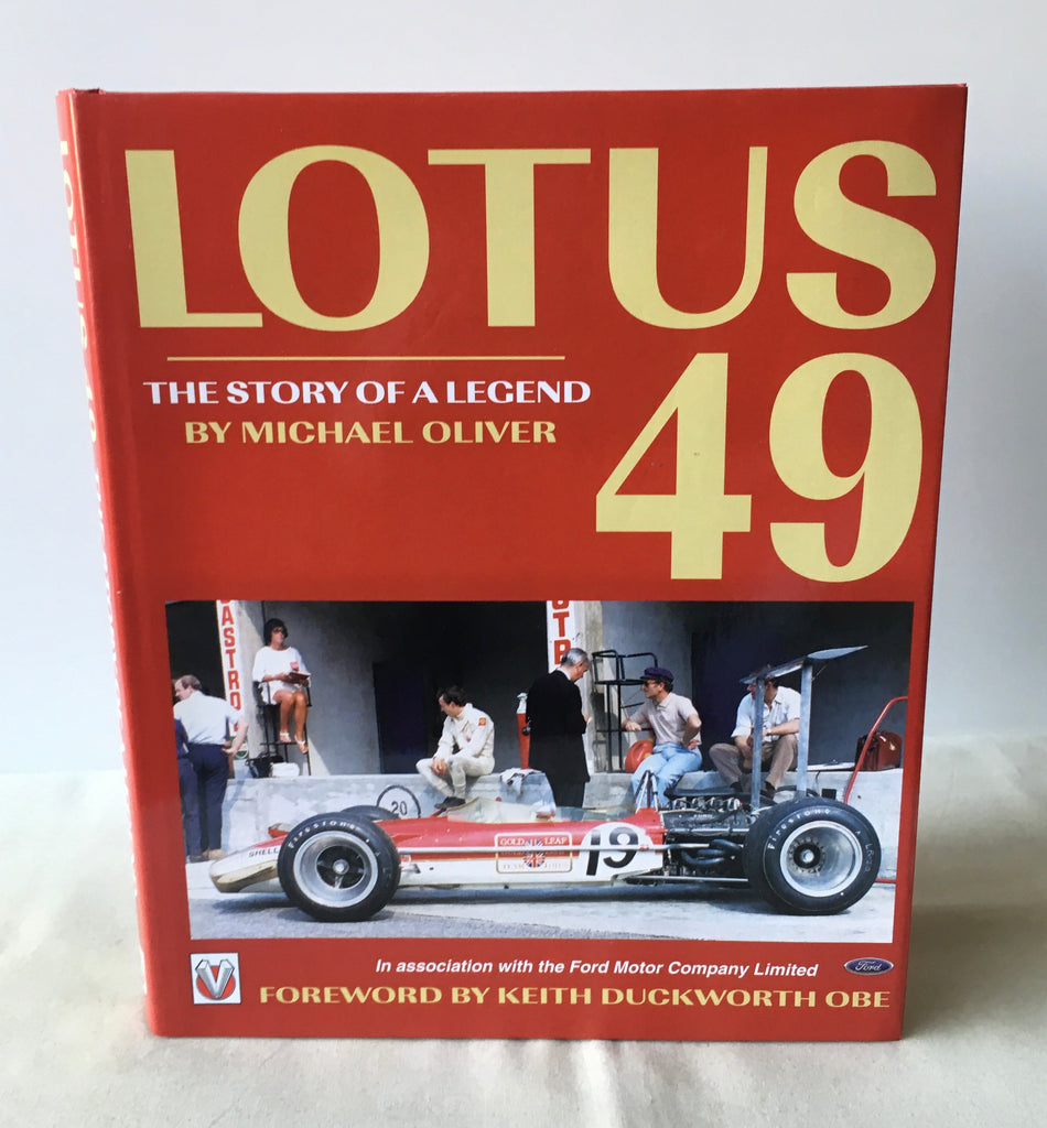 Michael Oliver - Lotus 49: The Story of a Legend - UK DJ 1999