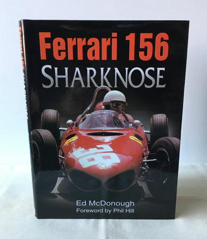 Ed McDonough - Ferrari 156: Sharknose - UK 1st DJ 2001